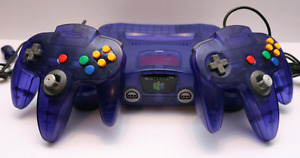 N64 Grape Purple Funtastic