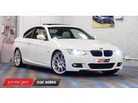 2009 59 BMW 3 SERIES 2.0 320I M SPORT 2D 168 BHP