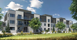 Pent-House Condo with Roof Terrace and Indoor Parking in Aylmer