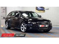 2010 59 AUDI A4 2.0 AVANT TDI S LINE SPECIAL EDITION 5D AUTO 141 BHP DIESEL