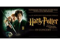 HARRY POTTER AND THE CHAMBER OF SECRETS IN CONCERT - SSE HYDRO GLASGOW