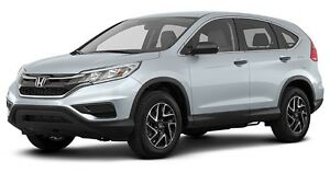 2016 Honda CR-V SUV Lease Take-over low payment 394/month