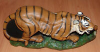 Tiger candle