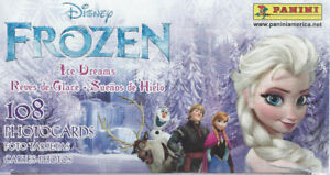 Wow! -  Disney Frozen Ice Dreams Photocards Box (108 cards)