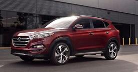 Brand New 66 plate Hyundai Tucson 2WD & AWD cars, save £1000s..prices from
