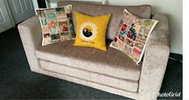Used Ikea 2-seat sofa bed