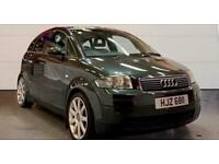 2004 Audi A2 1.4 Tdi Private plate, Very well maintained Hpi clear Sport