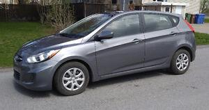 2014 HYUNDAI ACCENT GL AUTOMATIQUE , 49 800 KM , 7900 $