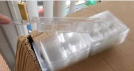 Wax melt molds x 50,000 job lot bulk buy(brand new )