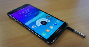 Samsung note 4 with rogers