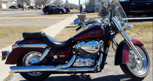 2004 Honda Shadow 750 Aero - Comes w/saddlebags - Make an offer