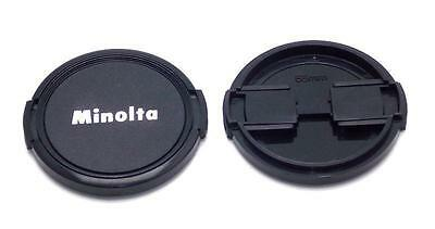 NEW Minolta 55mm Front Lens Cap  Minolta MD Rokkor SRT SR XD Free US Shipping