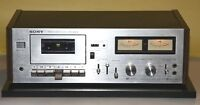 Sony Vintage Cassette Tape Deck Model TC-188SD. Rare.