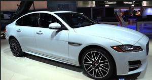 2017 Jaguar XF R-Sport Sedan
