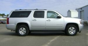 2014 Chevrolet Suburban LT 4x4  109,500km Leather, SK Tax Paid