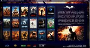 WOW! Android Box with free movies/shows 1 year Warranty!