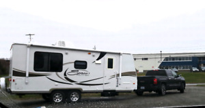 2011 Spree Travel Trailer