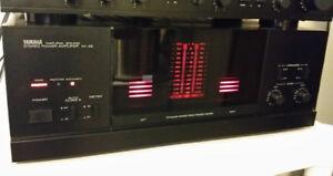 Yamaha Power Amp Pre Amp Tuner Home Stereo 125WPC