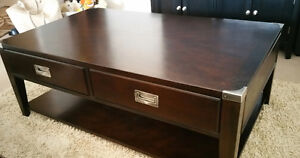Teppermans Wood Coffee Table