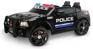 Kid Trax Dodge Charger Police Car - Power Wheels
