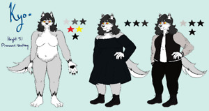 Character Ref Sheet Art Commissions