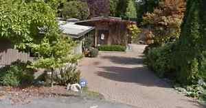 $4850 / 3br 3800ft2 - Beautiful Private Rancher (West Vancouver)