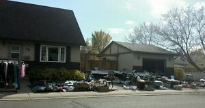HUGE MULTI-FAMILY GARAGE SALE  12 Bradley Avenue  Glencairn