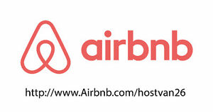 Free $250 CAD cash for Airbnb First-time Host