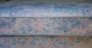 QUEEN  BOXSPRING and MATTRESS. Free Delivery!