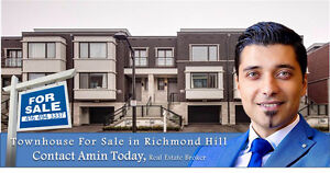 Townhouse For Sale in Richmond Hill, ON