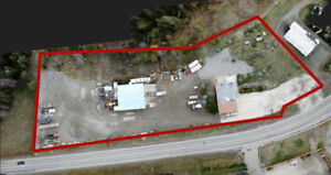 Commercial Property, 2.74 acres, Zoned CR-2 & C2
