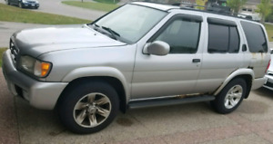 2003 Nissan Pathfinder Original Owner.