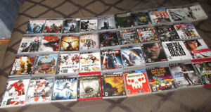 Sony Fat PS3 500GB HD + 37 Games + 6ft HDMI - No Controller