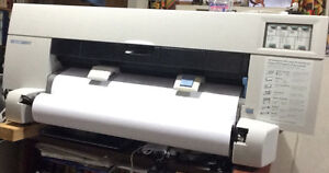 "HP DesignJet 430 D Size (24"" roll paper) Plotter Printer"