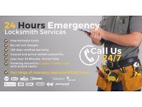 Best & Trusted Locksmiths in London - 24/7 Locksmith Services London