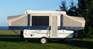 2013 Tent Trailer in Excellent Shape Great price.