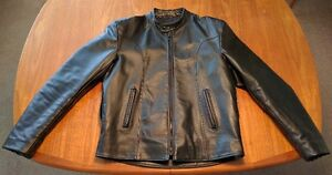 Leather Motorcycle jackets and boots