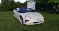 2003 Mitsubishi Eclipse Spyder, GTS v6 engine w/E Test