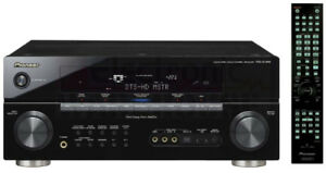 Pioneer VSX-1018AH-K 7.1-Channel HDMI A/V Receiver