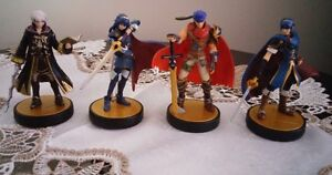 Looking for: Fire Emblem Amiibos