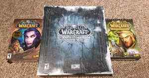 World of Warcraft (WoW) Lich King Collectors Edition