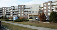 Furnished 2 bedroom west end condo, top floor, avail immediately