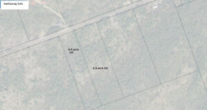 4.6 acre,RR5 Lot in Gravenhurst Township sale by Owner (REDUCED)
