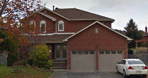 Whole house ( 4 bedrooms 2 car garage) in Whitby for lease