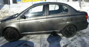 2005 Toyota ECHO for PARTS