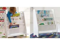 Great Little Trading Company White Sling Bookcase