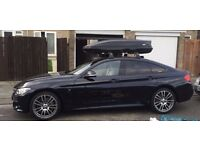 Genuine BMW roof box sport touring M 320litre fit 1,2,3,4,5,6,7 series