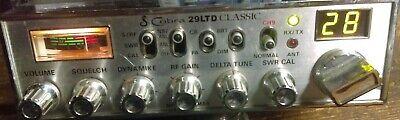 Cobra 29LTD Classic 40 CH CB Radio Swing Mod Rx Kit #1