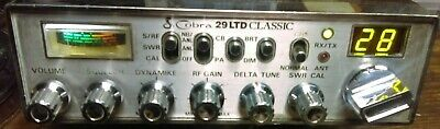 Cobra 29LTD Classic 40 CH CB Radio Swing Mod Rx Kit #3
