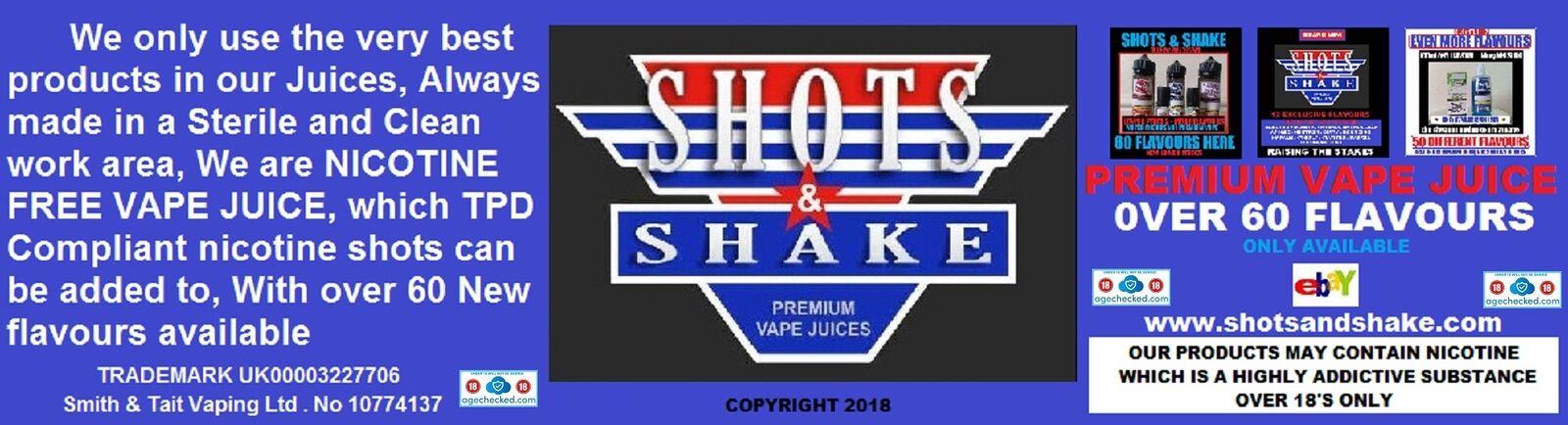 Shot/s & Shake